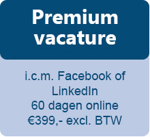 online vacature inclusief social recruitment